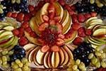 تزیینات میوه آرایی