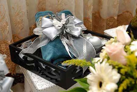 عکس تزیینات خرید عروس