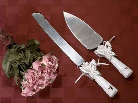 مدل چاقوی کیک سفره عقد