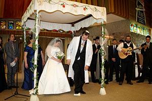 آداب ازدواج در یهودیان