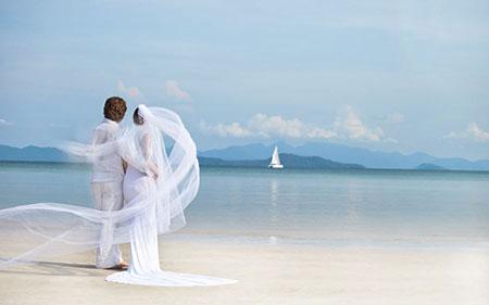 مراسم عقد و عروسی