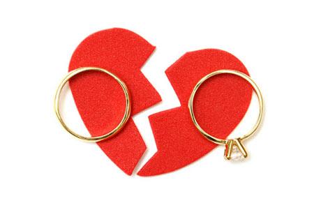 چرا ازدواج عاشقانه به طلاق می رسد