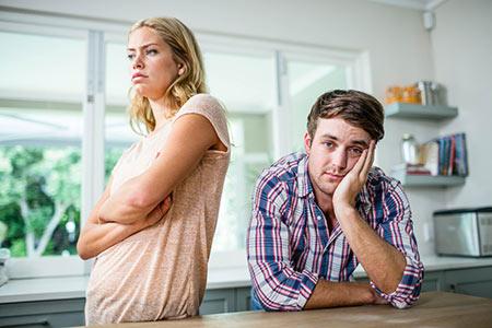 دعوا با همسر