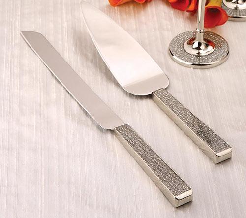 تزیین چاقو کیک