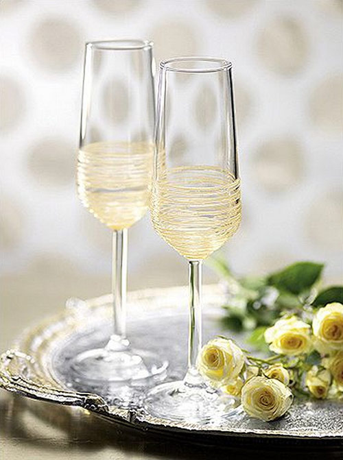 تزئینات جام عسل