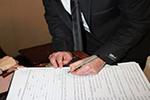 امضاهای مورد نیاز برای ثبت واقعه ازدواج