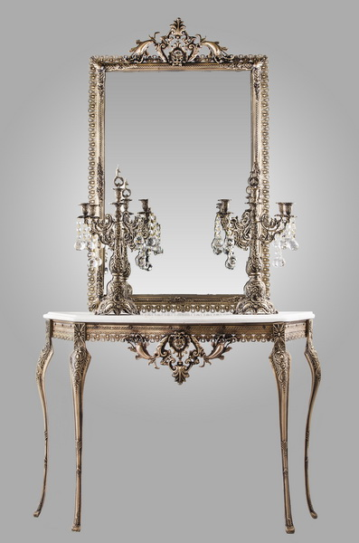 آینه و شمعدان,آینه و شمعدان سفره عقد,سفره عقد,آینه,شمعدان