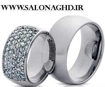 حلقه-تصاویر حلقه ازدواج-حلقه نامزدی-