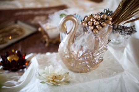 تزیینات سفره عقد-تزئینات عقد و عروسی-تزئین سفره عقد