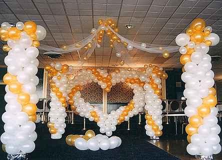 بادکنک آرایی عروسی-تزئینات عقد و سفره عقد
