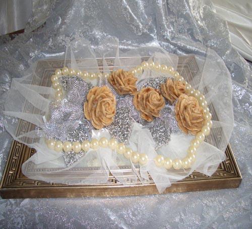 تزیینات سفره عقد-تزئینات عقد و عروسی