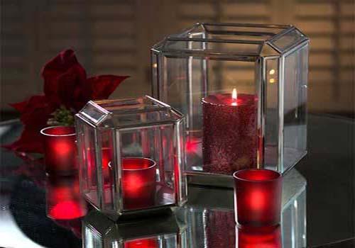 تزیین شمع- تزیینات شمع