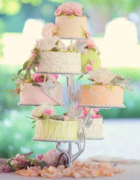 تزیین کیک-کیک سفره عقد